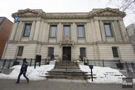 Sauvée, la bibliothèque Saint-Sulpice sera restaurée | Jean-François Codère | Montréal | LibraryLinks LiensBiblio | Scoop.it