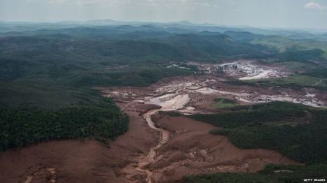 Brazil files $43.5bn claim over fatal dam disaster - BBC News | Farming, Forests, Water, Fishing and Environment | Scoop.it
