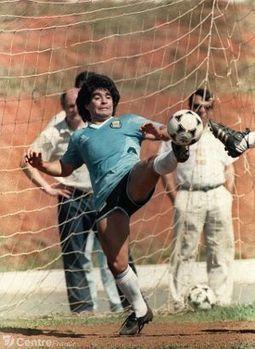 Argentine : bientôt une série sur la vie de Maradona destinée à l'international | (Media & Trend) | Scoop.it
