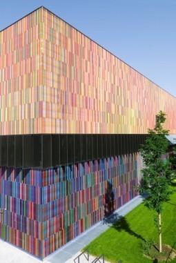 Brandhorst Museum / Sauerbruch Hutton | Quinta_Espacio Automatizado | Scoop.it