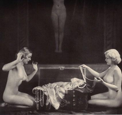wickedknickers: Treasures | Southern California Women Understanding | vintage nudes | Scoop.it