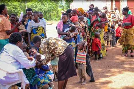 More than 8,000 Burundians flee the country to escape pre-election violence | Democratic Republic of Congo | Scoop.it