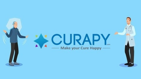Curapy.com, une solution de serious games thérapeutiques - Connected The Mag - Connected Doctors | GAMIFICATION & SERIOUS GAMES IN HEALTH by PHARMAGEEK | Scoop.it