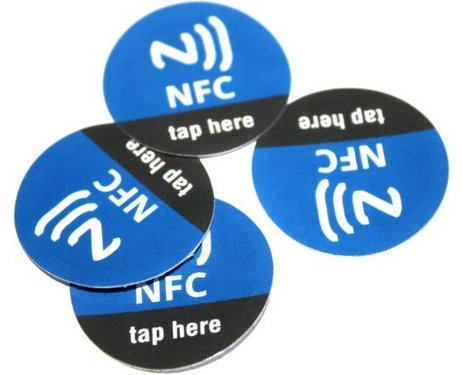 NFC Tags Now Sell for Just 50 Cents | Raspberry Pi | Scoop.it