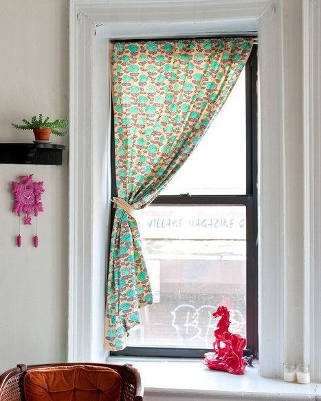 5 Great DIY Window Covering Ideas for Kids' Rooms | Interesting and Fascinating | Scoop.it