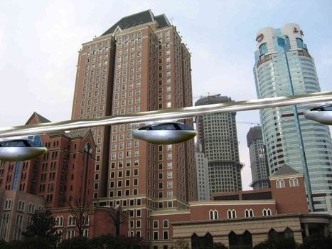 Quels transports pour la ville de demain ? | Application mobile | Scoop.it
