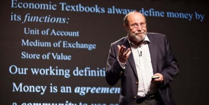 Bernard Lietaer: Money diversity | money money money | Scoop.it