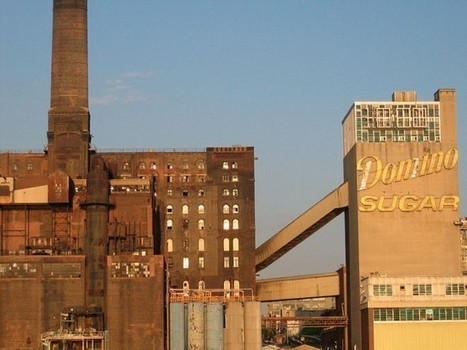 A/N Blog . A Touch of DUMBO in Williamsburg: Two Trees Envisions Office Space at the Domino Sugar Factory | Digital-News on Scoop.it today | Scoop.it