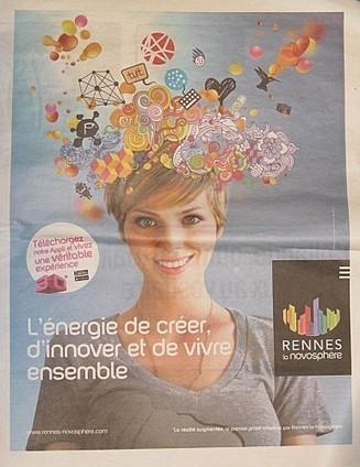 A Rennes, la Novosphère vise les créatifs | Marketing territorial VS communication citoyenne | Scoop.it