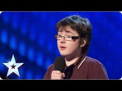 Young comedian with Cerebral Palsy blows away the judges on Britain's Got Talent | United Cerebral Palsy of Greater Cincinnati | Scoop.it