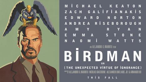 Nuevo tráiler de Birdman, la película de González Iñárritu | INEDPRESS | Scoop.it