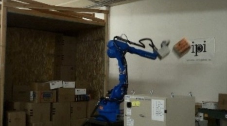 Industrial Perception Building 3D Vision Guided Robots - IEEE Spectrum | The Robot Times | Scoop.it