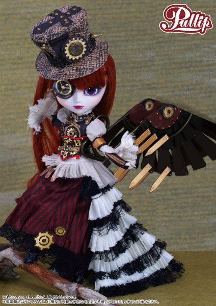 Pullip Décembre 2012 Aurora | Choose Steampunk | Scoop.it