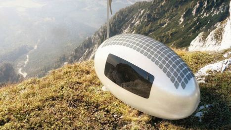 Portable, solar-powered ecocapsules mean you can live rent- and electric-bill free, globally | Human and Technology | Scoop.it