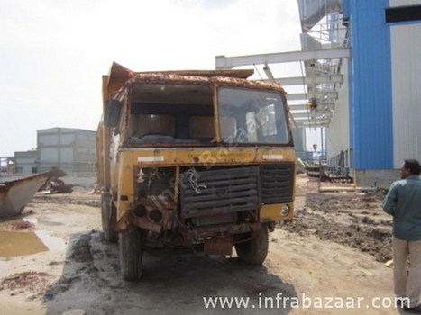 Used Tippers for sell :: Infra Bazaar | Magic Article Directory | Scoop.it