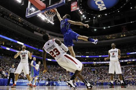 The top 10 dunks of the 2012-13 college basketball season   Super Sports   Scoop.it
