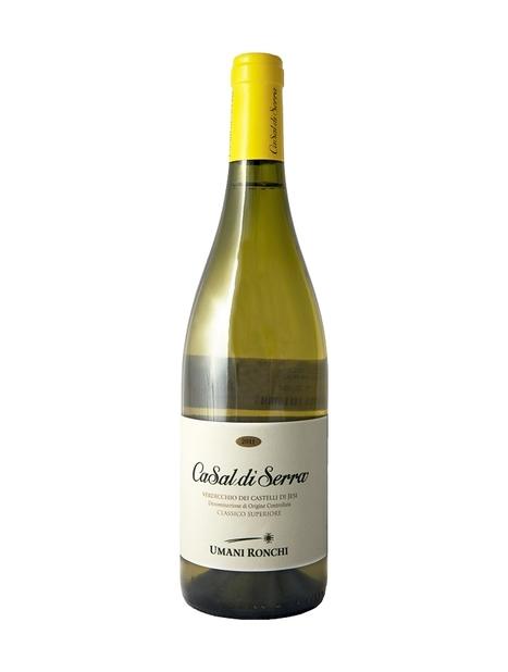 Le Marche Wines in Canada: Verdicchio dei Castelli Di Jesi Classico Superiore, Casal Di Serra 2013 - Umani Ronchi | Wines and People | Scoop.it