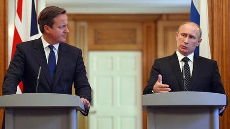 Putin warns Cameron against arming Syrian rebels as UK weighs options — RT News   Saif al Islam   Scoop.it