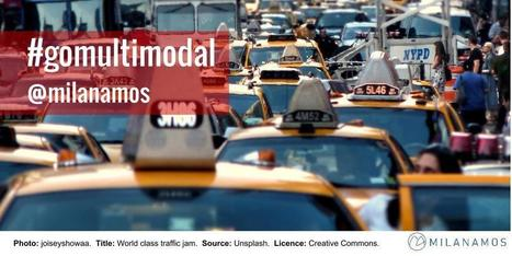 Multimodal cities. Will Uber fill the vacuum?   Transport terrestre- ground transportation   Scoop.it