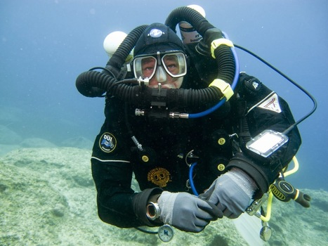 Scuba Tech Diving Centre, Cyprus: 4 things everyone should consider before diving a dry suit | Scuba Diving Equipment | Scoop.it