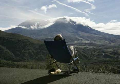 Hundreds of Quakes Show Mount St. Helens Recharging | Emergency Mangement | Scoop.it