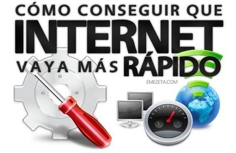 Internet más rápido (o cómo mejorar tu conexión) | Emezeta | MSI | Scoop.it