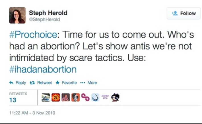 Four Ways to Create Culture Change Around Abortion   Dare To Be A Feminist   Scoop.it