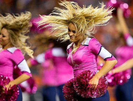 NFL Cheerleaders: Week 8 - SI.com Photos | Kwang_mang | Scoop.it