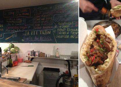 MIZNON: Tel Aviv street food in Paris | Parisfood. it! | Scoop.it