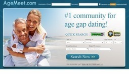 AgeMeet.com is Now Connecting Single Younger Women with Older Men Online | AgeMeet.com | Scoop.it