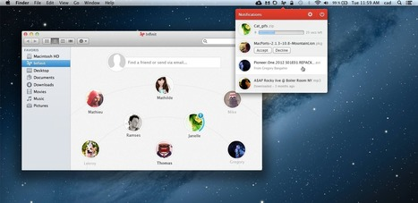 [Super start-up] Infinit, le partage de fichiers facile et sécurisé ! | Boite à outils Web | Scoop.it