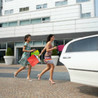 Professional limo service in Peoria AZ at Budget Airport Limos