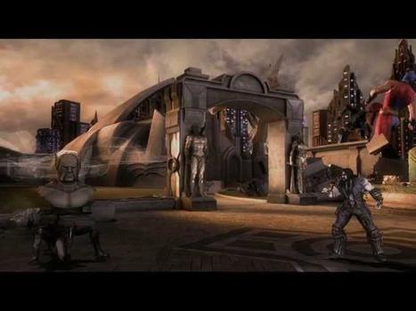 Lobo Gives Batman the Finger in Injustice | worldbest transmedia case studies | Scoop.it