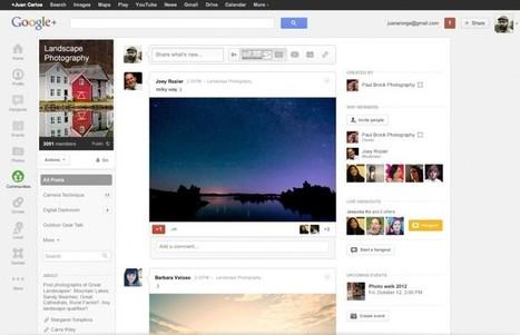 Cómo aprovechar Google+ Communities | Las TIC y la Educación | Scoop.it