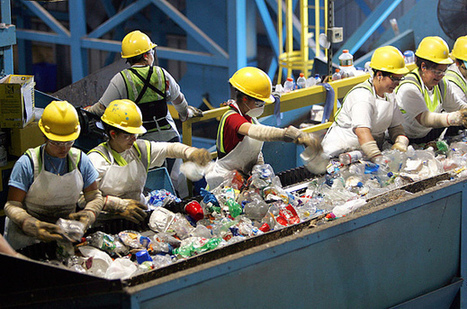 Sabes cual es el pais que mas recicla?. Descúbrelo | Contaminación en Oceanos | Scoop.it