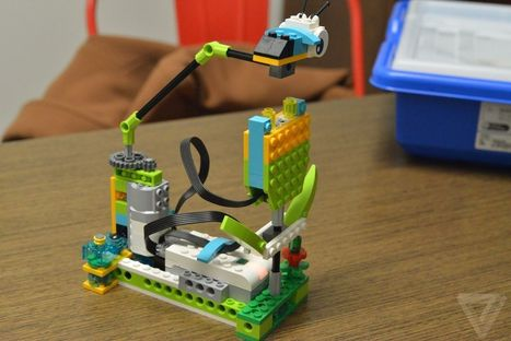 Lego's classroom robotics kit goes wireless | Technology Resources for K-12 Education | Scoop.it