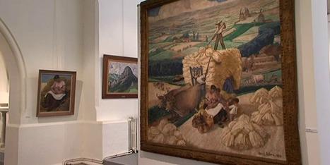 Journée du patrimoine : Paul Sibra, peintre du terroir, raconte la vie paysanne du Lauragais   Castelnaudary Tourisme - infos   Scoop.it