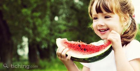 10 hábitos alimentarios saludables que transmitir a los más pequeños | El Blog de Educación y TIC | Educación inicial | Scoop.it