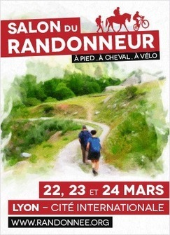 Salon du Randonneur - LYON | Cyclotourisme - véloroutes et voies vertes | Scoop.it