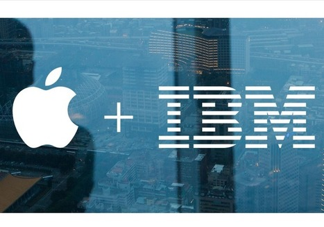 Analysis: Apple and IBM announce first mobile enterprise apps | IBM CAMS | Scoop.it