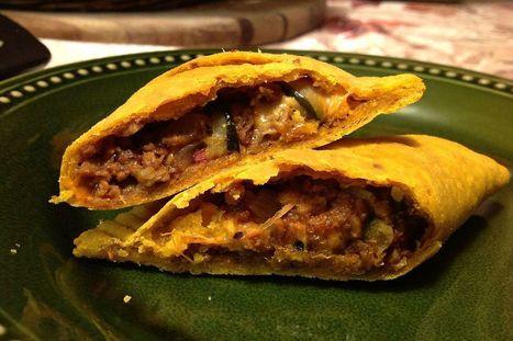 Jamaican 'Beef' Patties With Cheese [Vegan, Gluten-Free]   My Vegan recipes   Scoop.it