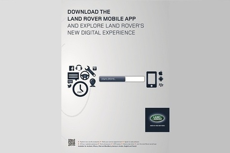 Jaguar Land Rover MENA extends customer service experience with launch of its Mobile Apps on Android | Automotive Customer Experience Excellence | Scoop.it