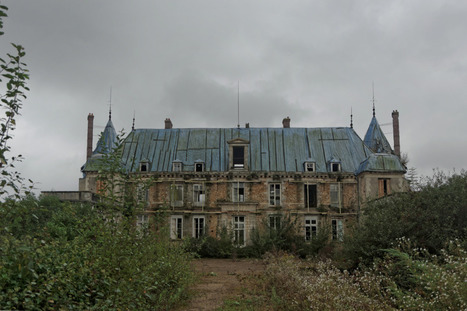 Urbex : le château Popkov | The Blog's Revue by OlivierSC | Scoop.it