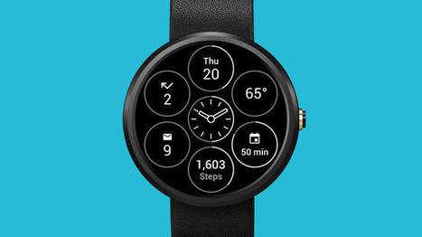 How Google Stealthily Prepared Users For A New Smartwatch UI | Real Estate Plus+ Daily News | Scoop.it
