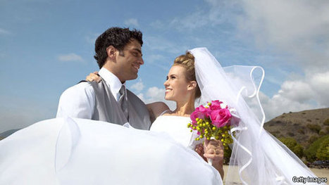 America's marriage rate is falling and its out-of-wedlock birth rate is soaring - The Economist   Restore America   Scoop.it