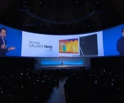 Samsung announces Galaxy 10.1 2014 Edition tablet | smart cities | Scoop.it