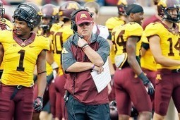 Gophers' Kill to keep coaching from booth | Coaching | Scoop.it