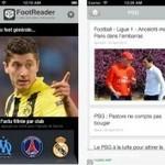 FootReader : toute l'actu du foot dans une seule application | Geeks | Scoop.it