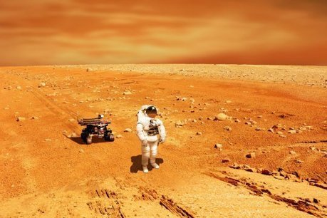 Mars-bound astronauts face chronic dementia risk from galactic cosmic ray exposure | Focus on Biology | Scoop.it