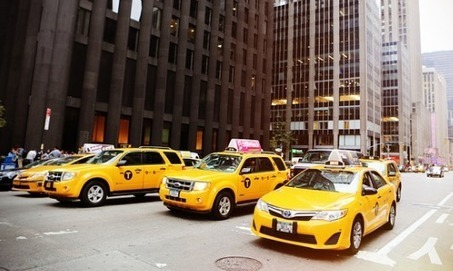 A Closer Look At Taxi Cabs Around The World   Taximobility   Taxi Dispatch Software   Scoop.it